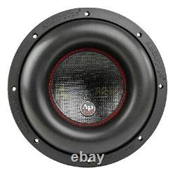 10 Subwoofers Dual 4 Ohm 900 Watts RMS Car Audio Audiopipe TXX-BDC4-10 Pair