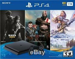 2020 PlayStation 4 1TB Ultimate Bundle Only on PlayStation PS4+ Marvel SpiderMan