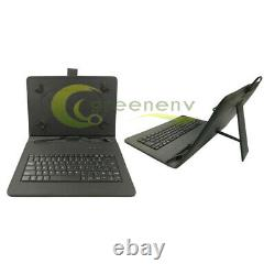 4G Android 9 Ten Core 10 Inch HD Tablet Computer PC GPS Wifi Bundle Keyboard