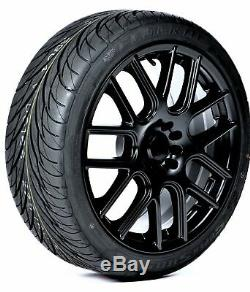 4 New Federal SS595 Performance Tires 215/45R17 215 45 17 2154517 87V