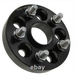 4x 1 Hubcentric Wheel Spacers 5x100 Fits Scion xD tC Toyota Celica Corolla 25mm
