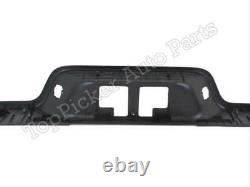 Bundle Rear Step Bumper Center + Extension Pad 3Pc For 2007-2013 Tundra