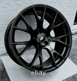 Dodge Hellcat Satin Matte Black wheels 20x9 Challenger Charger 300c ON SALE