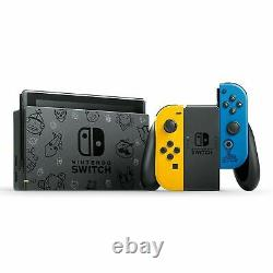 Nintendo Switch Fortnite US Edition Wildcat Bundle with Game +2000 V-Bucks In Hand
