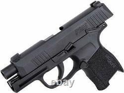 Sig Sauer P365 Airgun 4.5BB Black with extra Magazine and 5x12 CO2 Tanks Bundle