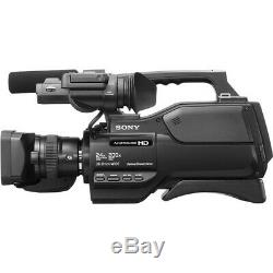 Sony HXR-MC2500 Shoulder Mount AVCHD Camcorder with 3 LCD Screen PRO BUNDLE
